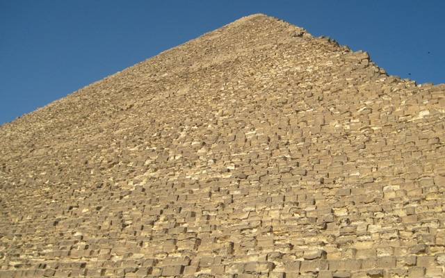 Great Pyramid - To the top and deep inside in 12 hours